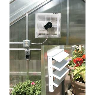greenhouse: Thermostats