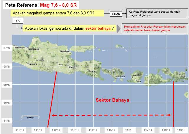 episenter gempa bumi