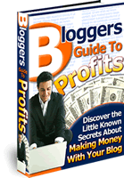 Bloggers Guide To Profits. Surprising Truth : Many Business Owners Are Using Blogs To Promote New Ventures, New Products, Establish Customer Relationships And Make Lots Of Money In The Process!