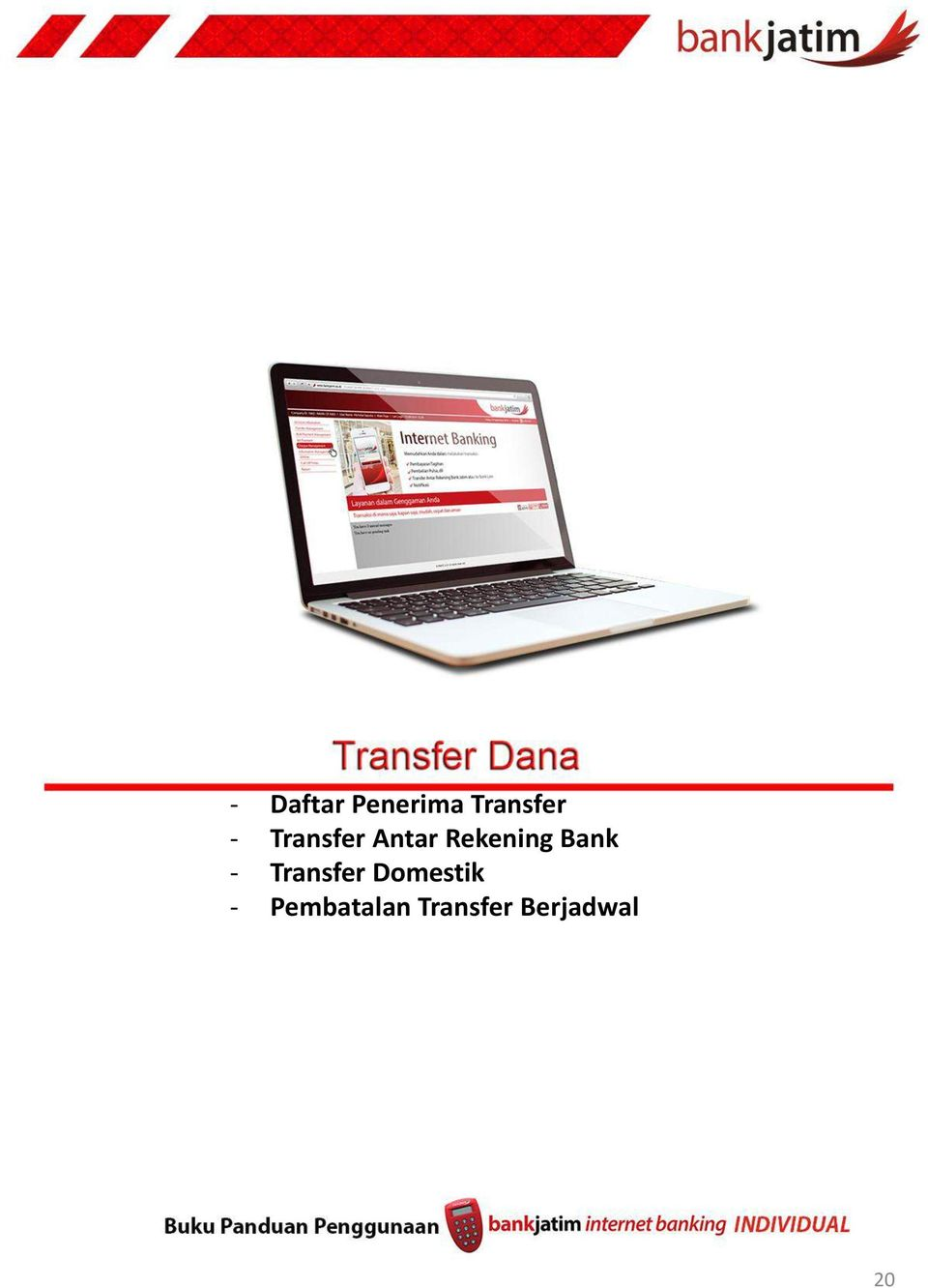 Bank - Transfer Domestik -
