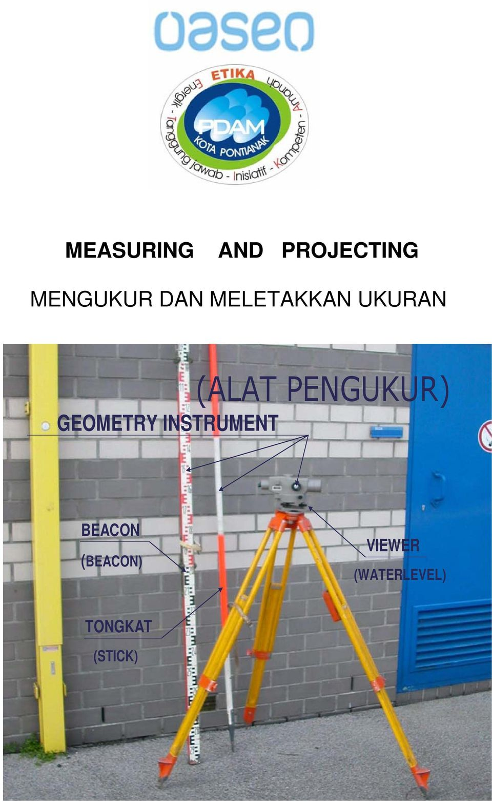 PENGUKUR) GEOMETRY INSTRUMENT