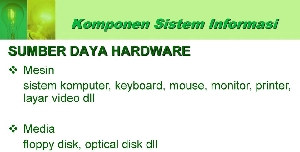 keyboard, mouse, monitor, printer,