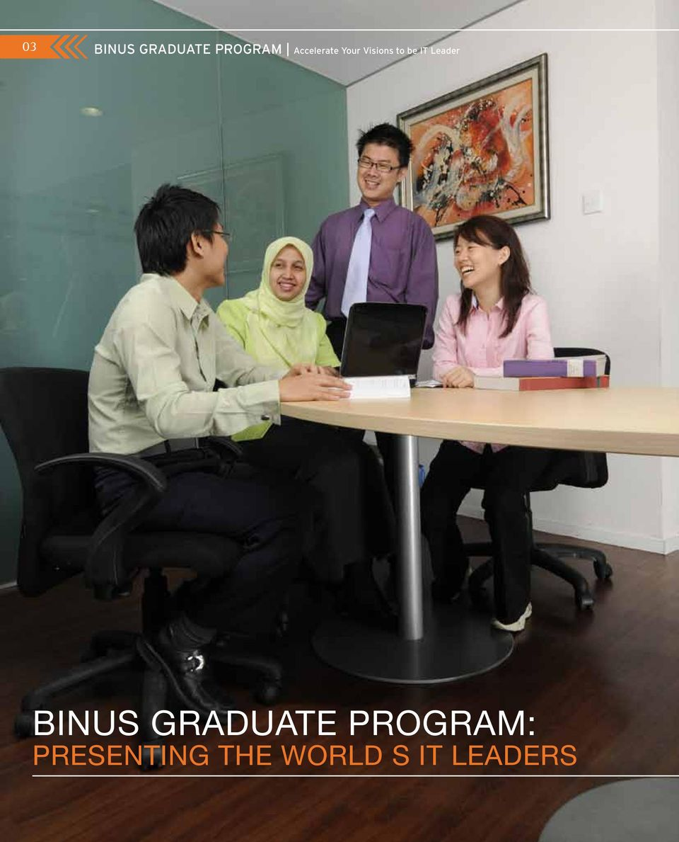 IT Leader BINUS GRADUATE