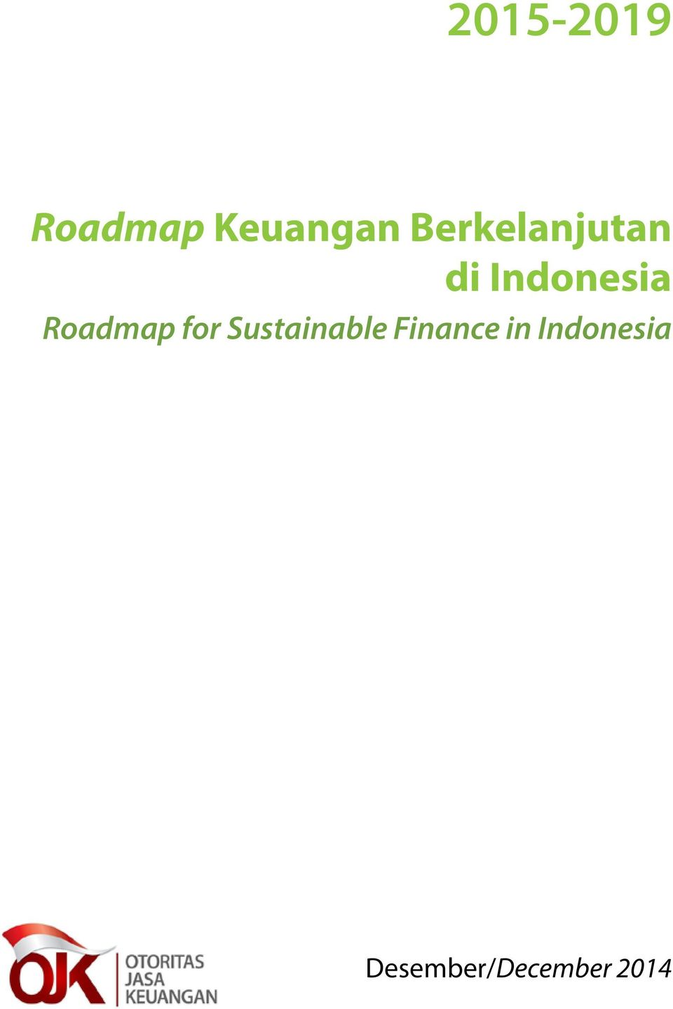 Roadmap for Sustainable