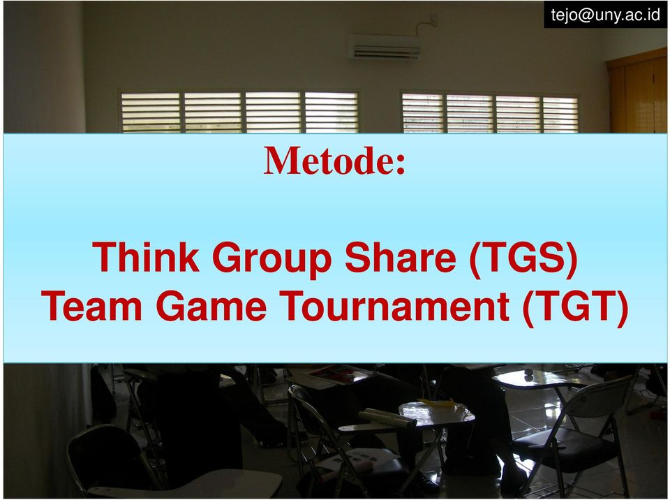 Group Share (TGS)