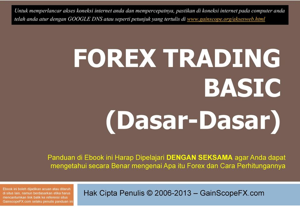 Basics of options trading pdf