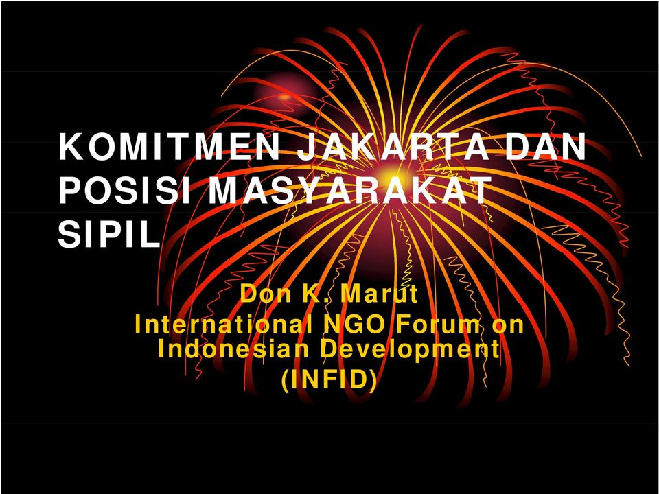 Marut International NGO