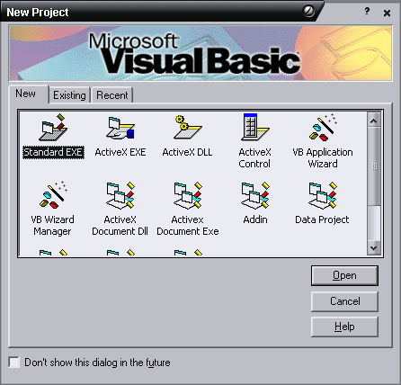 Visual Basic 6.0 For Beginners Febryan Hari Purwanto fharipurwanto@gmail.com Chapter 1 Mengenal Visual Basic 6.