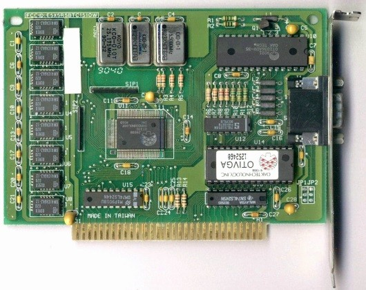 AGP Card (Accelerated Graphics Port) AGP Card (Accelerated Graphics Port) adalah perangkat