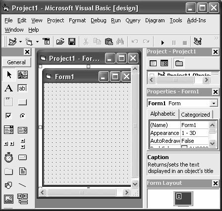 2.7 Pengertian Visual Basic 6.