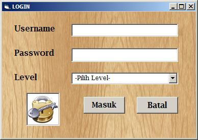 4. Implementasi dan Pembahasan 4.1 Implementasi 4.1.1 Manual Program Gambar 4.