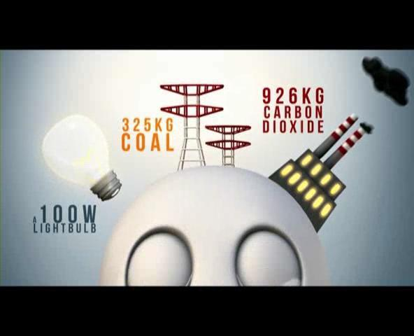 com/video/view/1845157-save-the-energy-for-abrighter-future) Kemudian kedua video digabungkan dan ditambahkan sedikit alur