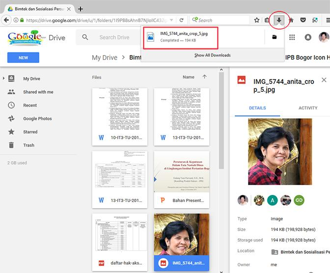 "Cara Sharing File pdf atau Foto di Google Drive Cara Sharing File pdf atau Foto di Google Drive tanpa perlu add Email [caption id=""attachment_40990"""