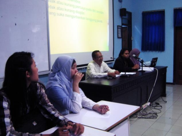 Entrepreneurship Kegiatan Workshop dan Pendampingan Entrepreneurship