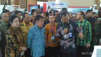 Pameran Indonesia Science EXPO