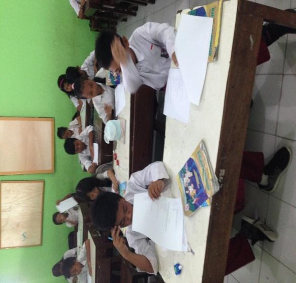 Penerapan Metode Cooperative Integrated Reading and Composition (CIRC).