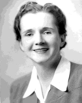 Prominent Nature Writers Rachel Louise Carson American Marine Biologist /