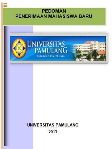 Ban Pt Borang Akreditasi Universitas Pamulang Pdf Download Gratis