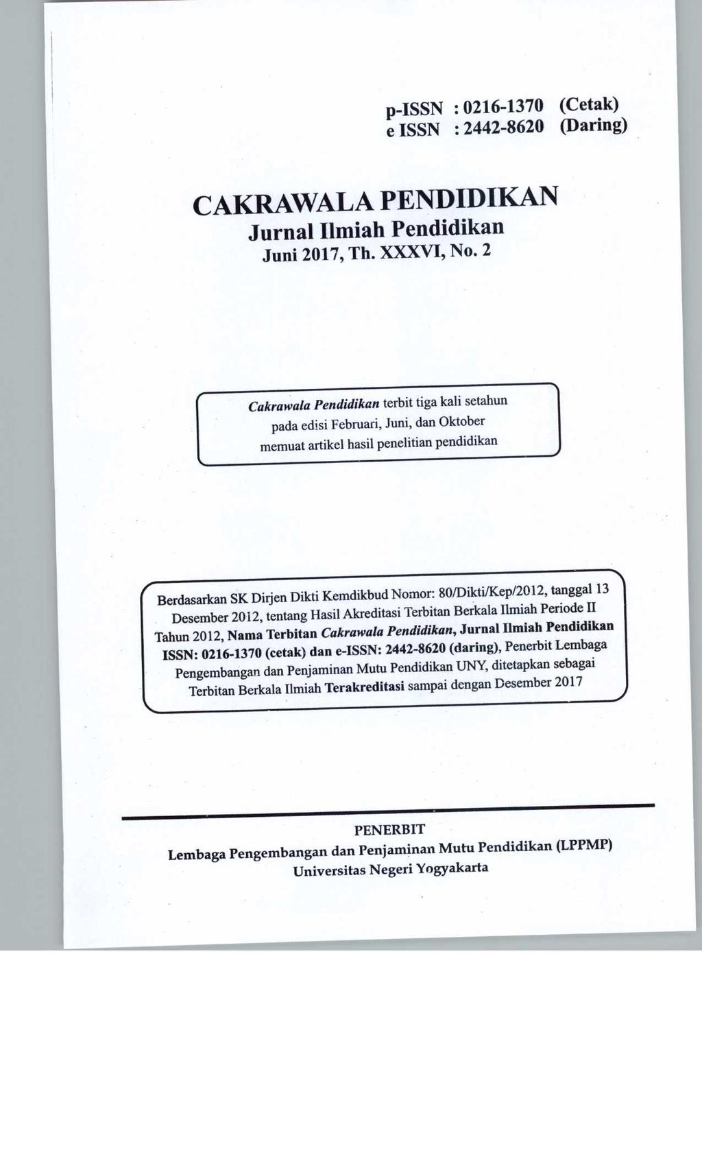 Jurnal Llmiah Pendidikan Pdf Free Download