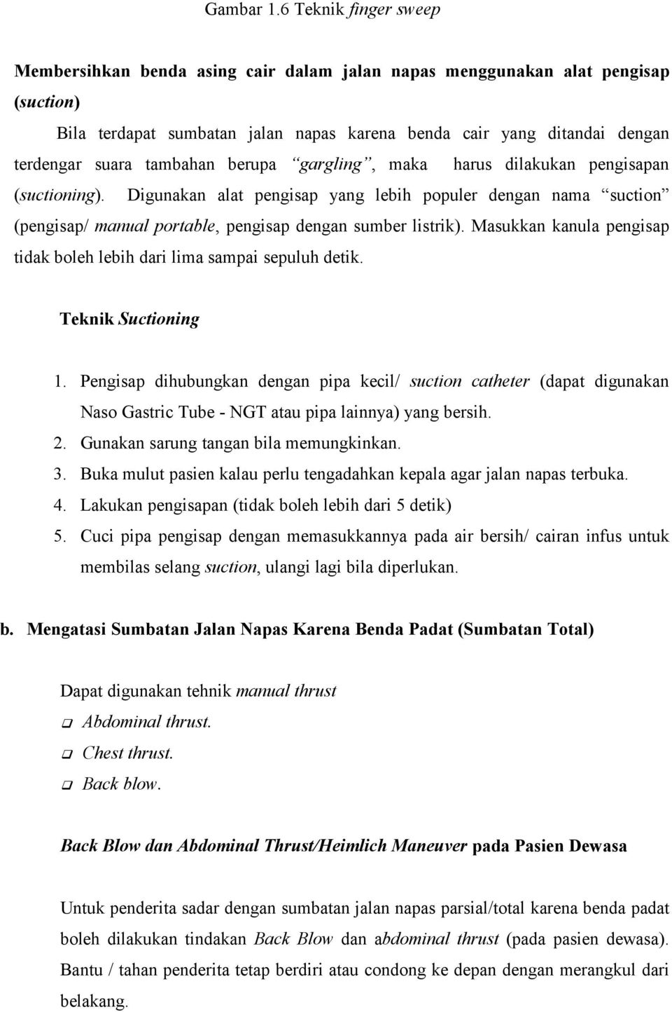 Bab Ii Kegawatan Pada Airway Breathing Circulation Dissability Pdf